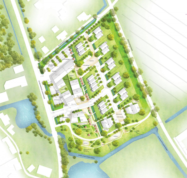 Naumann-Landschaft-Wohnbebauung-Butterberg-Lageplan Naumann – Landschaft