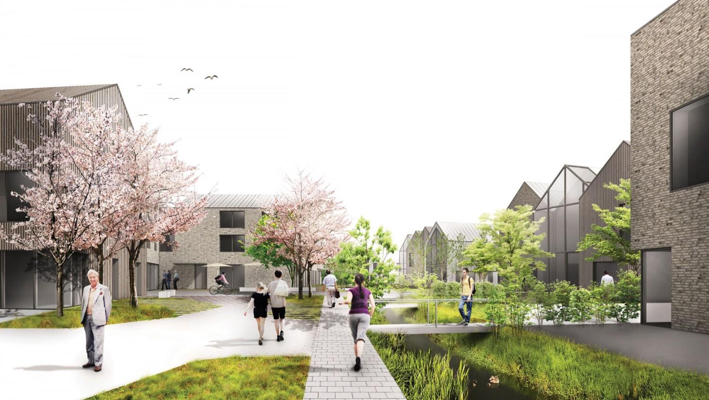 Naumann-Landschaft-Wohnbebauung-Butterberg-Visualisierung Naumann – Landschaft